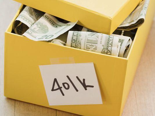 401k withdrawal
