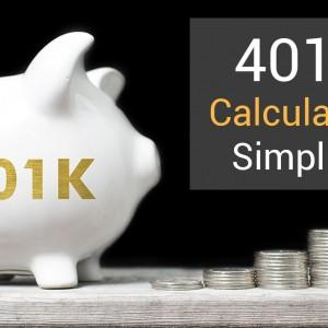 401k withdrawal calculator