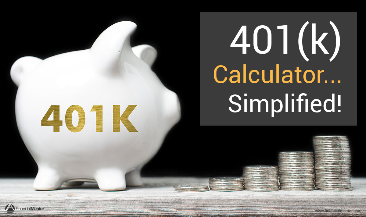 401k withdrawal calculator