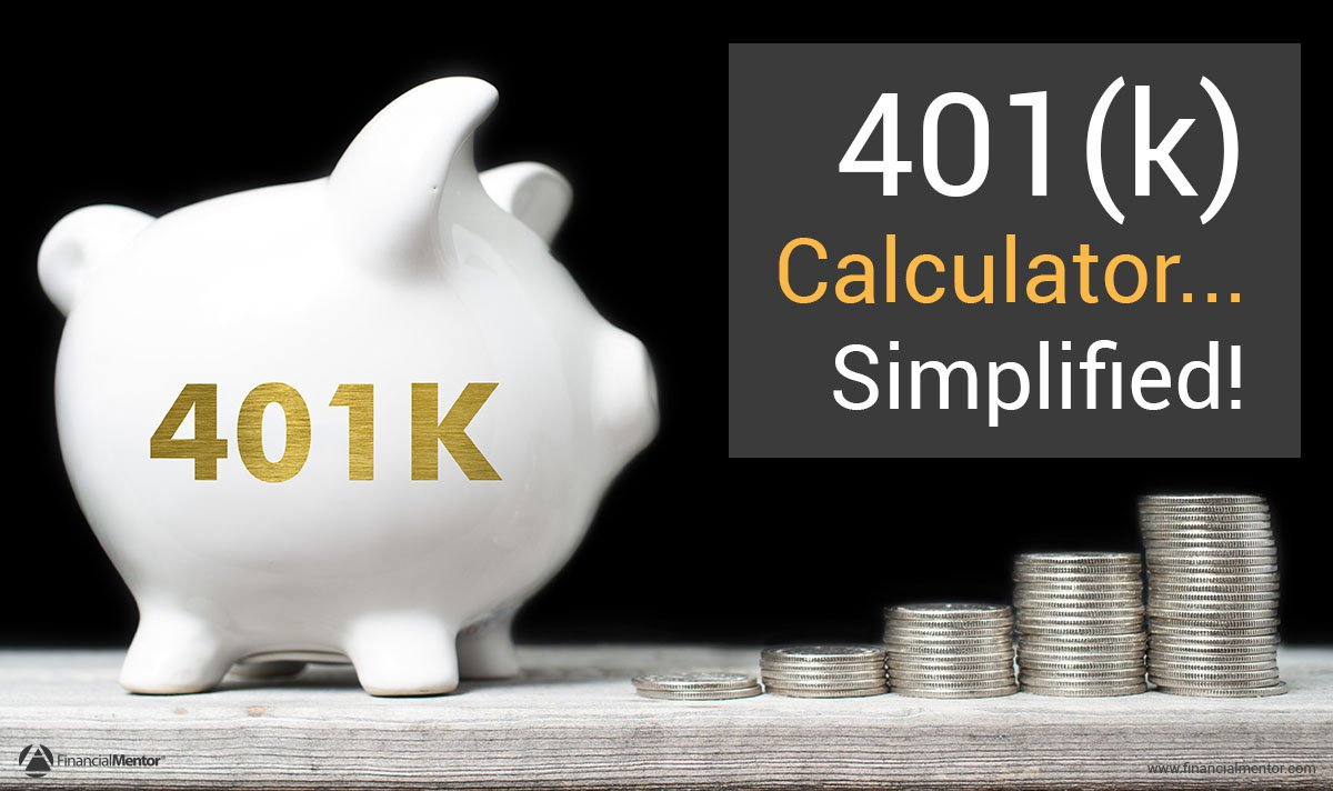 401k calculator Definitions