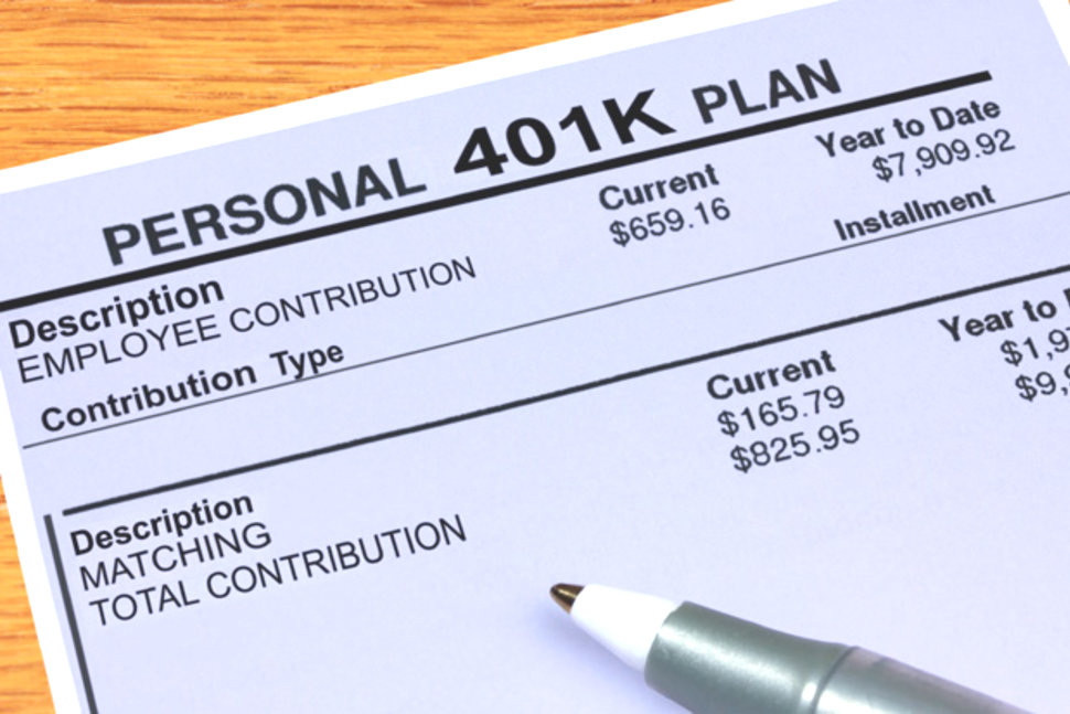 How does the 401(k) retirement plan work?