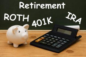401 k retirement plan